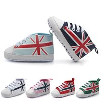 Discount new children shoes 2 New Baby Boys Girls Shoes High Quality America Newborn Child Fashion First Steps for 0-18 Months