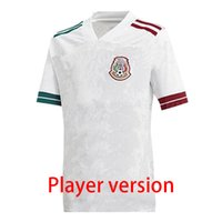 Wholesale xxl jerseys dhl shipping for sale - Group buy Player Version Mexico Jersey Away Soccer Jersey RAUL CHICHARITO LOZANO Football Shirt More Free DHL Shipping