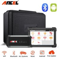 Wholesale car tool diagnostic code scanner resale online - Ancel X7 OBD2 Scanner Automotivo Full System Car Diagnostic Tool OBD EScaner Code Reader Professional OBDII