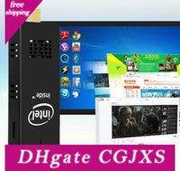 Wholesale tablet china 2gb resale online - Brand New Cheaper Price Quad Core Z8350 Win10 Mini Computer gb gb Pocket Computer Mini Tablet Pc