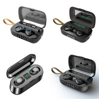 Wholesale good bluetooth earbuds for sale - Group buy Cheap Good Quality Bluetooth Headphones In Ear Wireless Earbuds Magnetic Waterproof Stereo Bluetooth Earphones For Sports Headset