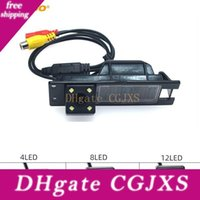 Wholesale feeldo for sale - Group buy Feeldo set Car Ccd Rear View Camera With Led For Astra H J Grande Regal Backup Parking Camera Fd1035