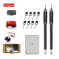Wholesale remote linear actuator resale online - Electric linear actuator kg kgs engine motor system automatic swing door machine with in car remote gate opener Free mask