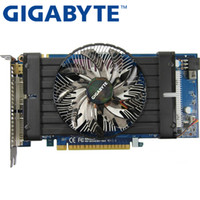 Wholesale nvidia graphics card resale online - GIGABYTE Graphics Card Original GTX Ti GB Bit GDDR5 Video Cards for nVIDIA Geforce Ti HDMI DVI Used