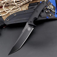 Wholesale pen knives for sale - Group buy Quality straight knife EDC knives hunting for survival tactical fixed blade knife outdoor utility knifes camping pen knife CS GO knives