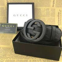 Wholesale designer mens belt for sale - Group buy 2020 mens belts with box women belts big large sbelt buckle belt for men fashion leather belt ladies woman waistbandXo0143