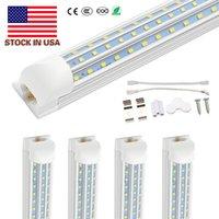 Wholesale crestech resale online - US STOCK FT W T8 LED Tube CRESTECH LED LIGHTING quot V shaped Integrated Light Bulb LM Lamps K Cool White