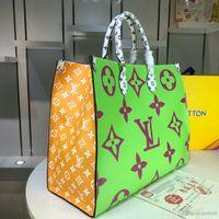 Wholesale leather sa resale online - New sell colors large capacity luxury designer handbags gorgeous Genuine Leather handbags in different New colors sa
