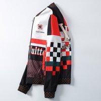 Wholesale racing jackets for sale - Group buy Autumn winter coat men s designer jacket racing suit outdoor casual street style warm windproof ski coat men s coat