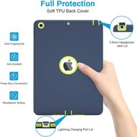 Wholesale robot cover for tablet for sale - Group buy Cgjxs For Ipad Inch Tablet Case Defender Robot Case Spot Goods Tablet Cover Tablet Pc Accessories