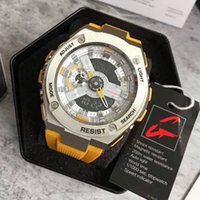 Wholesale g watch military for sale - Group buy Designer Military G Style Shock Watch Multifunction Luxury Digital Wristwatch for Man montre homme Fashion Mens Business Watch