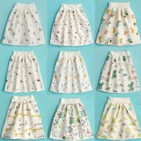 Wholesale Absorbent Cloth Diapers Skirt Comfy Reusable Baby Diaper Skirt Shorts in Boy s Girl s Training Children Diaper