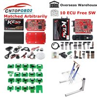 Wholesale Online V2 EU Red Kess V5 ECU Chip Tuning Tool OBD2 Manager Tuning Kit KTAG V2 V7 KESS V2 Online Master Version BDM
