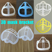 Wholesale cool accessories for sale - Group buy 3D Mask Bracket Lipstick Protection Silicone Stand Face Mask Inner Enhancing Breathing Smoothly Cool Mask Holder Reusable Accessory top sale