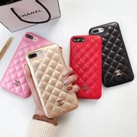 Wholesale stylish phones for sale - Group buy 2020 Fashion pattern Phone Case for Iphone Pro Max Stylish PU Leather Mobile Case for Iphone X XS MAX XR Plus s Plus cover Shell