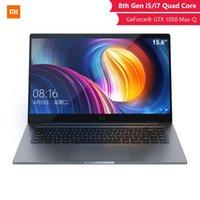 Wholesale notebook pro resale online - Mi Notebook Pro Inch GTX Max Q Intel Core G G CPU NVIDIA GB GDDR5 Laptop Fingerprint Windows