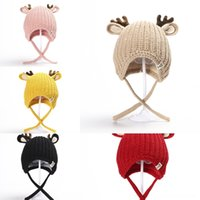 Wholesale monkey hat resale online - 0VMba t Christmas Christmas Hat Monkey with Decoration InflatableAir blown Christmas Decoration Monkey
