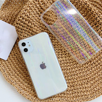 Wholesale iphone change for sale - Group buy Laser Color Change Phone shockproof case for Iphone X XR PRO MAX