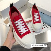 Wholesale gold designer sneakers resale online - Flat Platform Woman Casual Canvas Comfortable Single Lace Up Zapatos De Mujer Spring Sneakers Women Shoes