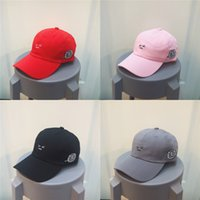 Wholesale rockets cap for sale - Group buy Rocket Girl Lai Meiyun same style hat pink cute expression baseball baseball cap hat Ins student cap female