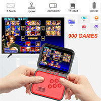 Wholesale video game console controllers resale online - 3 inch HD M3 Small Handheld Game Controller Portable Handheld Game Console Nostalgic Arcade Retro Game Console Bit Video Games Player