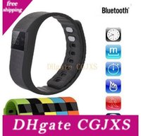 Wholesale style phone android online – Hot Fitbit Style Tw64 Wristband Smart Band Fitness Activity Tracker Bluetooth Smartband Sport Bracelet For Ios Android Phone