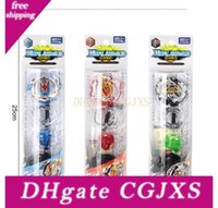 Wholesale beyblades for sale - Group buy Blister Pack Beyblade Burst Kits With Launcher Bey Blade Battle Spinning Top Beyblades Kids Spinner Attack Burst Toy For Children Gyro Gifts