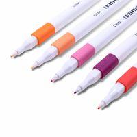 Wholesale fine pens sets resale online - 5pcs set Gel Pen Set mm Watercolor Fine Line School Stationery Suppliers Office Accessories Presented By Kevin sasa Crafts