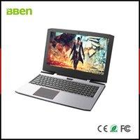 Wholesale m 2 laptop for sale - Group buy BBEN G16 Laptop Windows Nvidia GTX1060 GDDR5 Intel HQ GB RAM M SSD IPS RGB Backlit Keyboard Gaming Computer
