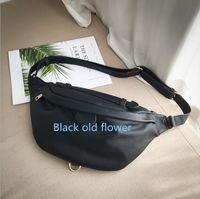 2020 Newest Stlye Bumbag Cross Body Shoulder Bag Waist Bags Temperament Bumbag Cross Fanny Pack Bum Waist Bags 37*14*13cm