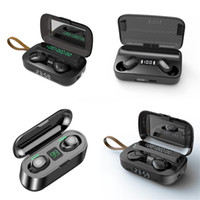 Wholesale bluetooth earphone retail packing for sale – best I7S TWS Bluetooth Headphone With Charger Box Twins Wireless Earbuds Earphones For IPhone X IOS IPhone Android Samsung With Retail Packing