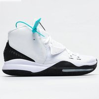 Wholesale woman heated shoes for sale - Group buy Kyrie s PRE HEAT EP White Gold Mens Basketball Shoes High Quality Irving Women Casual Sports Shoes Sneakers Trainers Athletic