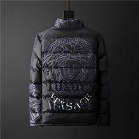 Wholesale duck knitting resale online - New Designers Brands Casual Down Jacket Luxurys Coat Mens Outdoor Warm Feather Man Winter Jacket Outwear Jackets Hooded Pockets Size m xl