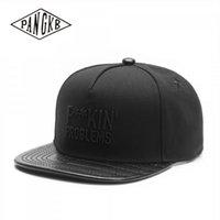 Wholesale problem caps resale online - PROBLEMS CAP black basketball snapback hat for men women adult casual adjustable sun baseball cap bone