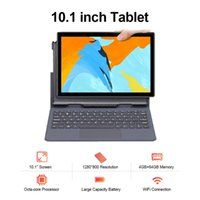 Wholesale 10 inch Tablet MTK6763 Octa core Processor Resolution Android System GB GB Tablet with Keyboard Slim
