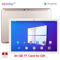 Wholesale tablets 32 gb android for sale - Group buy New design Tablet Pc inch GB ROM Android Google Play Phone Call WiFi GPS D Tempered Glass Screen Tablets