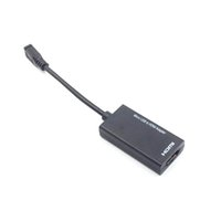 Wholesale hdmi cell online – Micro USB To HDMI HDTV TV HD Adapter Cable For Cell Phone Samsung LG S7