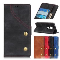 Wholesale flip power case online – custom Denim texture Wallet Case for Moto P40 play P30 note SL0 PU Flip Cover Case for Moto Z4 E5 Play G7 Plus Z3 Play One Power