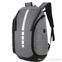 Wholesale knapsack bag for girls for sale - Group buy Designer Big Capacity Multifunctional Backpack for Men White Outdoor Sports Basketball Fashion Women knapsack Male Travelling bag