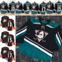 Wholesale anaheim mighty ducks jersey for sale - Group buy Mighty Anaheim Ducks Hockey Jersey Ryan Getzlaf Corey Perry Kesler Teemu Selanne Paul Kariya Charlie Conway Gordon Bombay black teal orange
