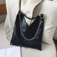 Wholesale cool leather handbags for sale - Group buy Fashion PU Leather Shoulder Crossbody Bags For Women Handbags Women Bags Designer Bucket Bags Cool Female Handbags