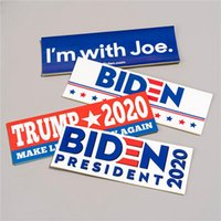 Wholesale cars cm for sale - Group buy Biden Car Stickers US Presidential ElectionSurrounding Promotional Stickers Posters Per Set Biden Stickers IIA459
