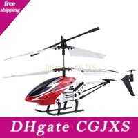 Wholesale remote control metal helicopter toy for sale - Group buy Anti Collision ch Single Blade Large Helicopter Remote Control Metal Rc Helicopter With Gyro Rtf For Kids Outdoor Flying Toys