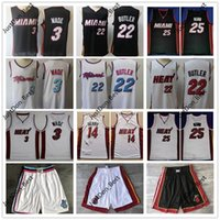 Wholesale jersey city kids for sale - Group buy Men Youth Kids Miami Nunn Butler City Edition White Swingman Wade Herro Basketball Jerseys Heat Shirts Home