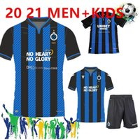 Wholesale kid s clothes resale online - Men Kids Kit Club Brugge KV Football Uniform Clothes Belgium Bruges Child Youth Soccer Jersey VORMER VANAKEN DIATTA