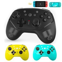 Wholesale Bluetooth Wireless Controller For Switch Pro Game Console Joystick Vibration Gamepad for Switch Lite