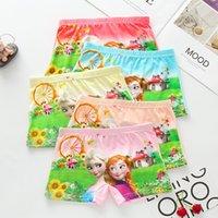 Wholesale girls printed cotton underwear for sale - Group buy Children s cotton printed girls children s cartoon boxer shorts Shorts and underwear girls underwear