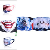 Wholesale light up eyes halloween for sale - Group buy CXMVT EL Wire Light Glow Mask EL Wire LED Cotton Up Cosplay Christmas Reindeer Eye Masks role playing Halloween Party