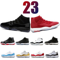Wholesale georgetown 11s resale online - Cheap NEW Low White Red Navy Gum Basketball Shoes Bred Georgetown Space Jam Citrus GS Basketball Sneakers Women Men s Low Athletic XI