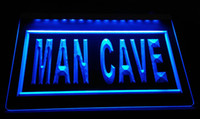 Wholesale neon lighting signs resale online - LS2313 Man Cave LED Neon Light Sign Decor Dropshipping colors to choose